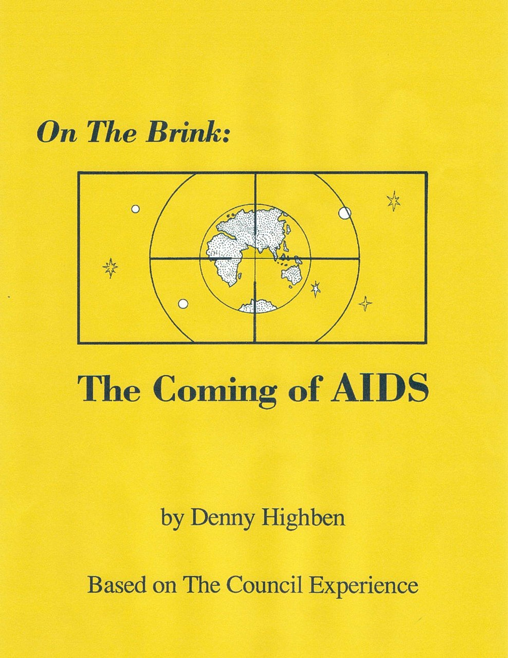 On The Brink-The Coming of AIDS