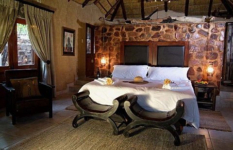 Game Lodge Accommodation