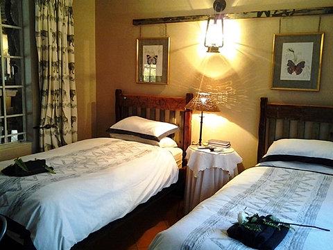 Lodges close to Pretoria