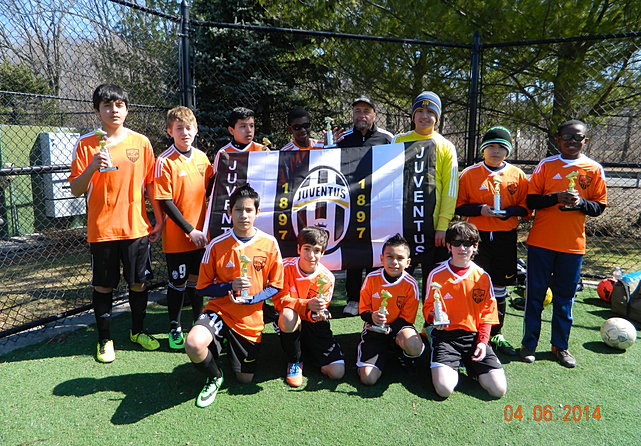 BU-13 White Plains Juventus