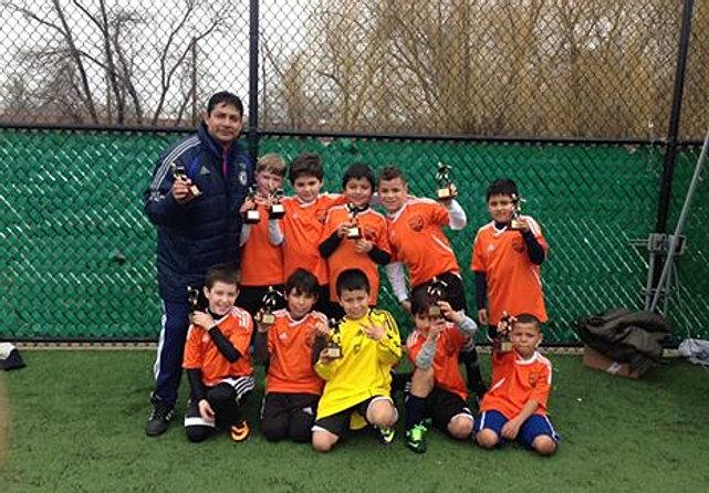 U9 Boys Champions