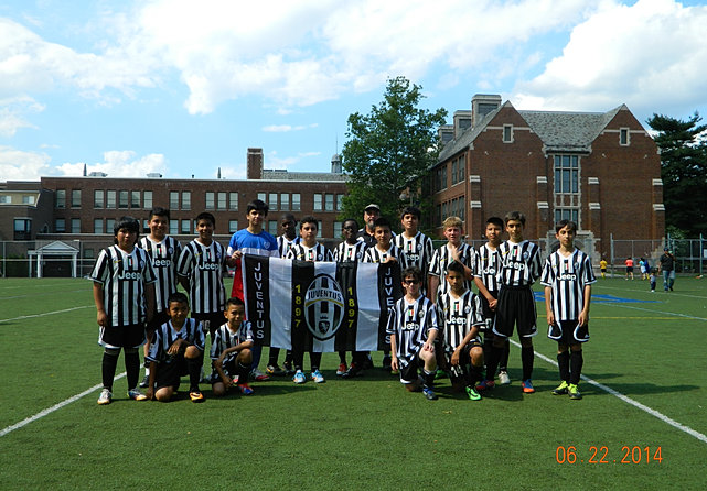 BU13 White Plains  Juventus