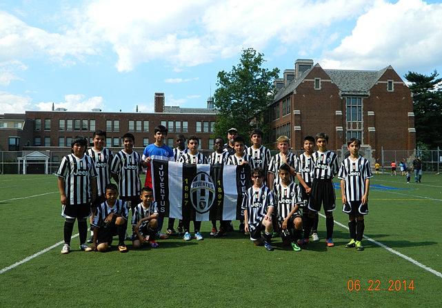 BU13 White Plains  Juventus