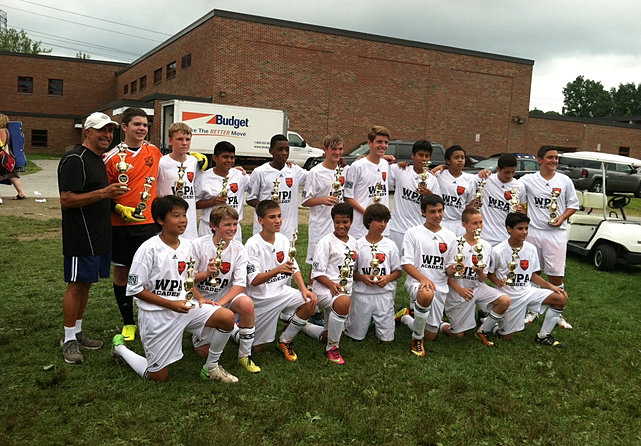 Congratulations to Milan Boys U-14