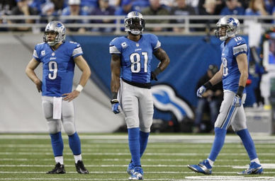 2015 Detroit Lions Betting Odds