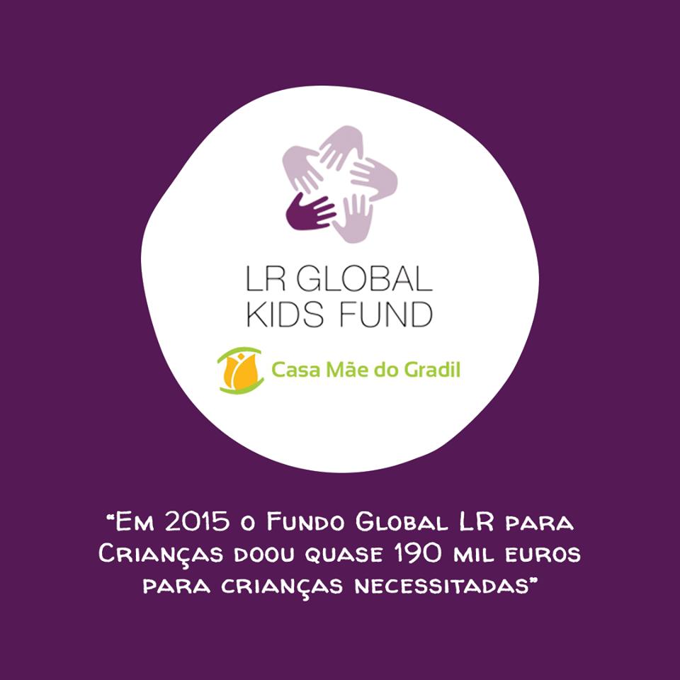 lr global kids fund lrsonhaesegue