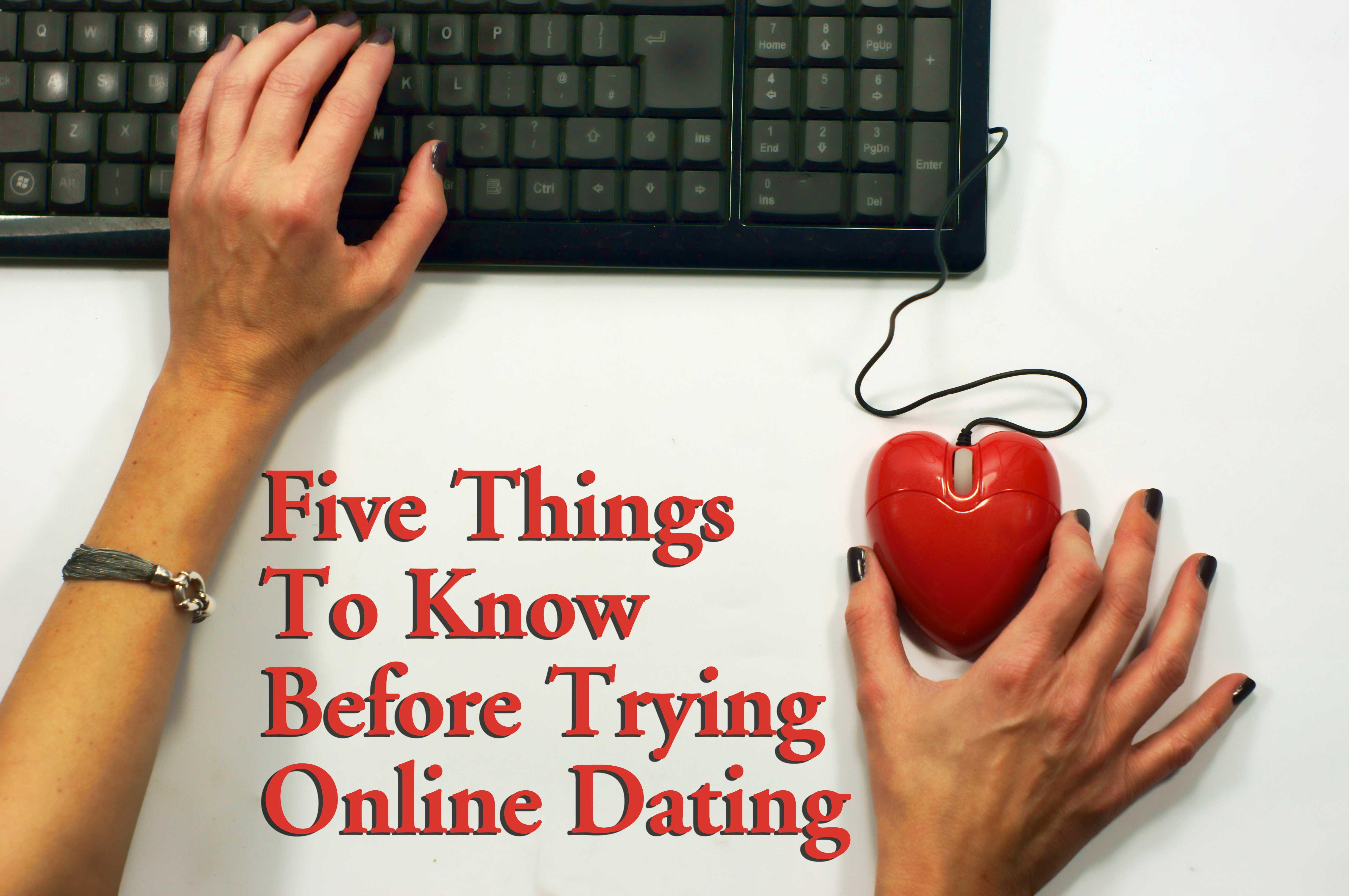 4 Tips For Your First Time Online Dating