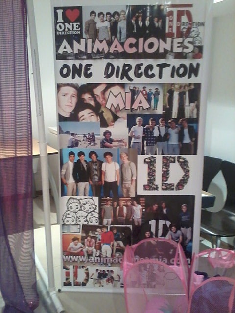Animación One Direction