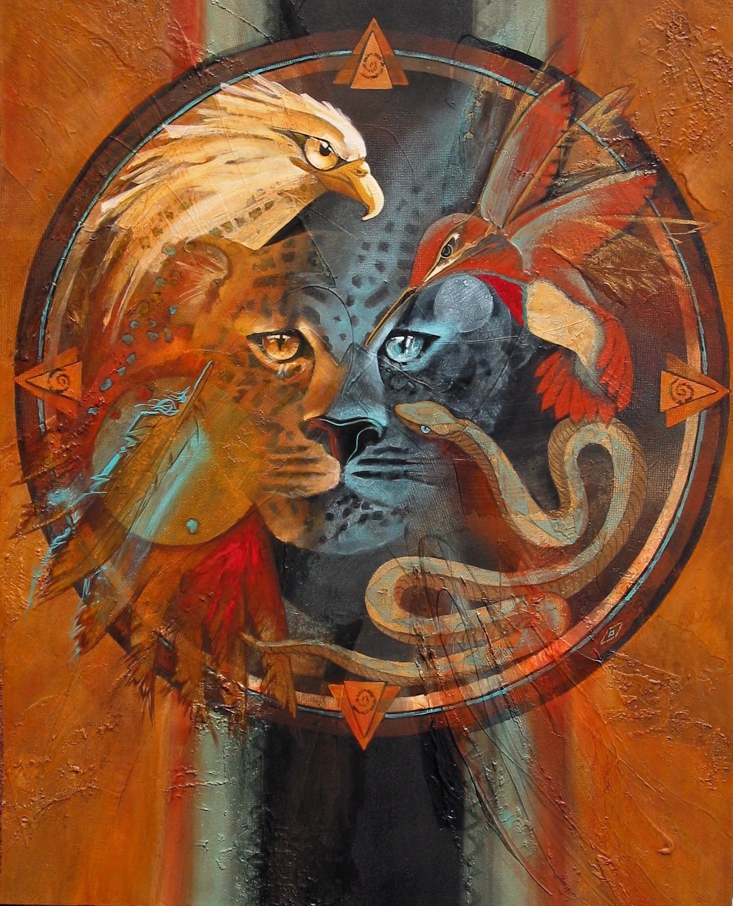 гороскоп сегодня: в символдрамме образ лебедя Волгин