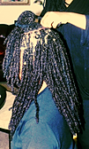 Audrey's Loc Extension Diary