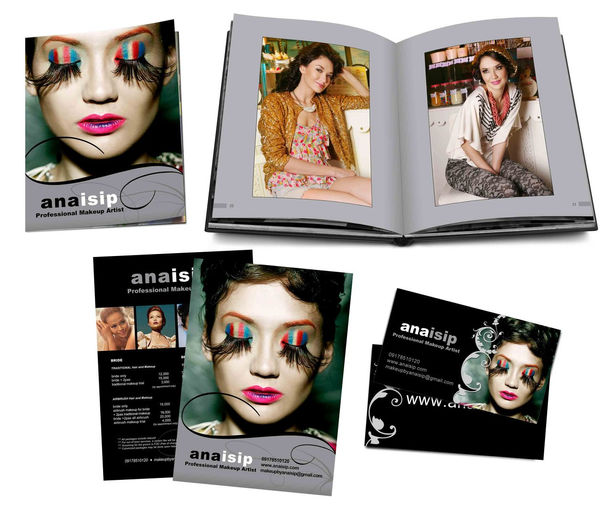 Makeup Artist Portfolio Collection