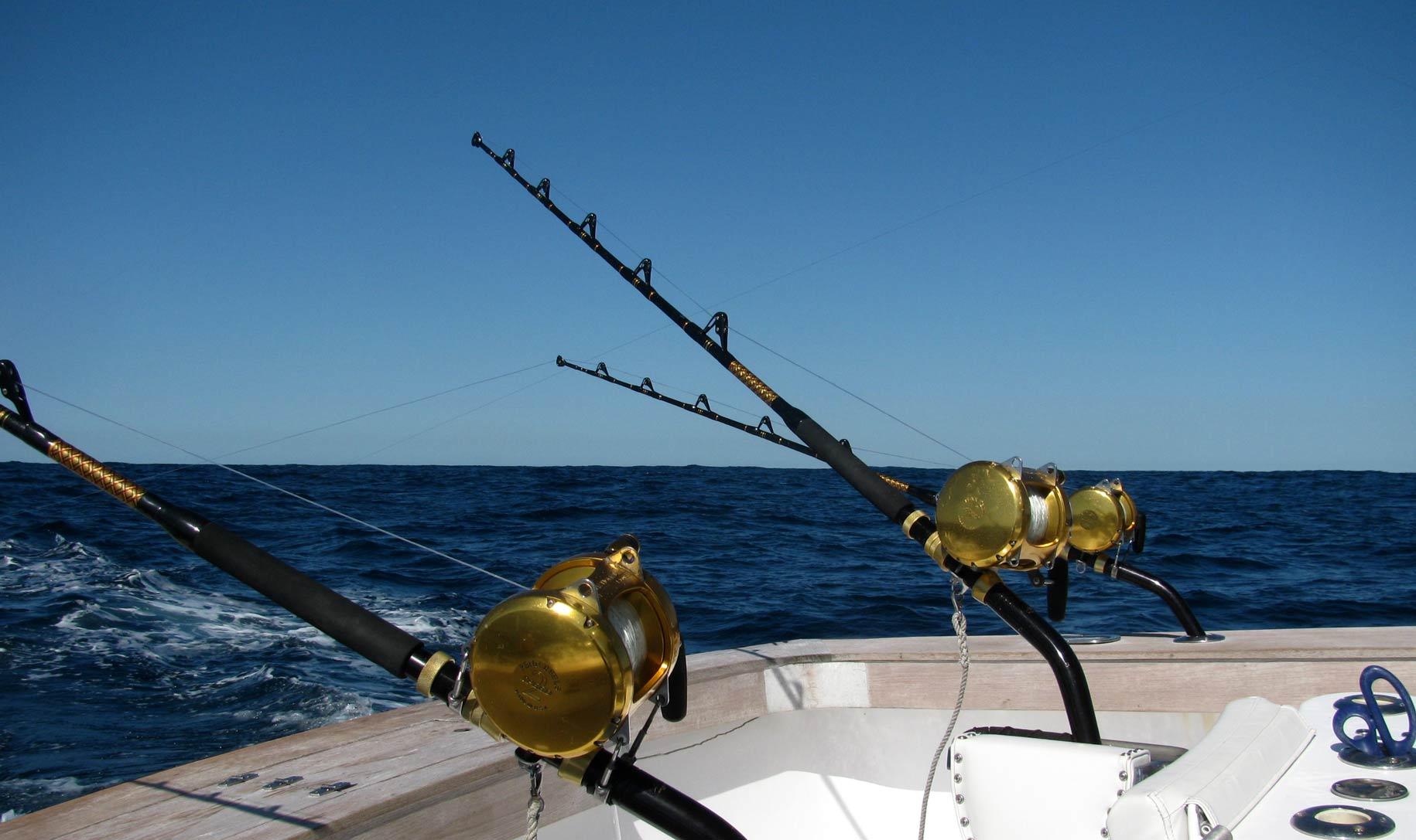 Big game fishing for Big game fishing reels