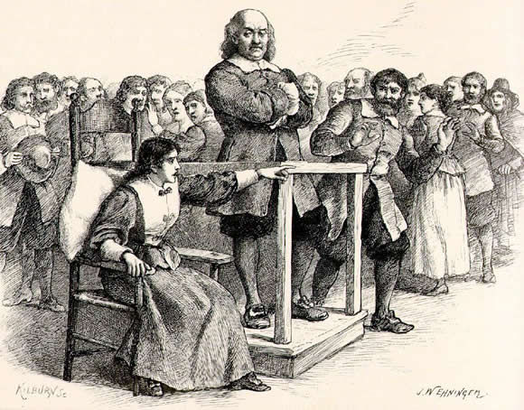 a report on abigail williams a figure in the salem witch trials It is also arguable that the lack of a good father figure  abigail abigail williams was  actual history of the salem witch trials set his.