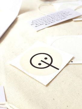 elephant line design logo idenity