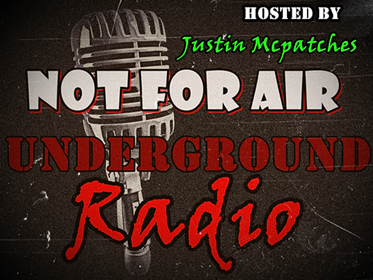 Not For Air Underground Radio
