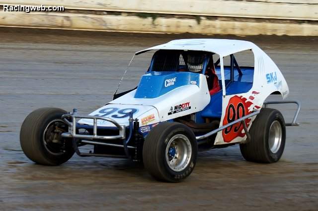 Pennsylvania Vintage Dirt Modifieds : Bedford