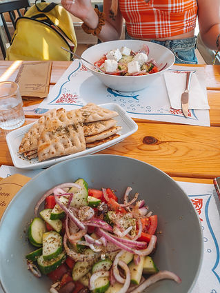GREEK SALAD CORFU