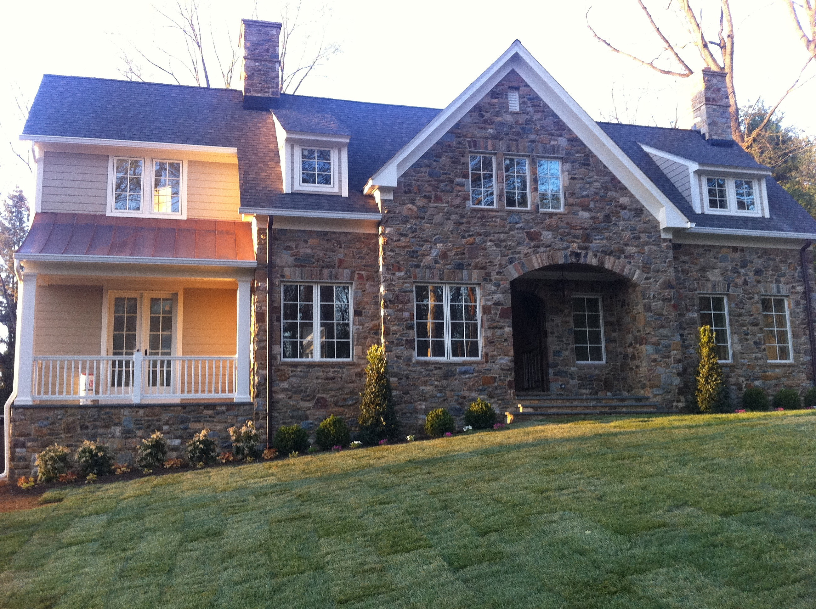 Arma Gesch Building Baltimore Maryland Custom Home