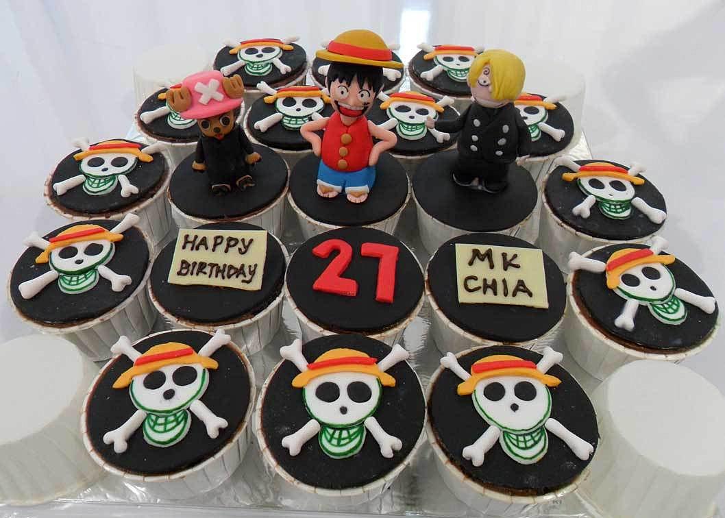 One Piece Cake Singapore