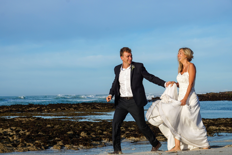 Perfect wedding beach photo shoot at De Hoop Nature reserve ...
