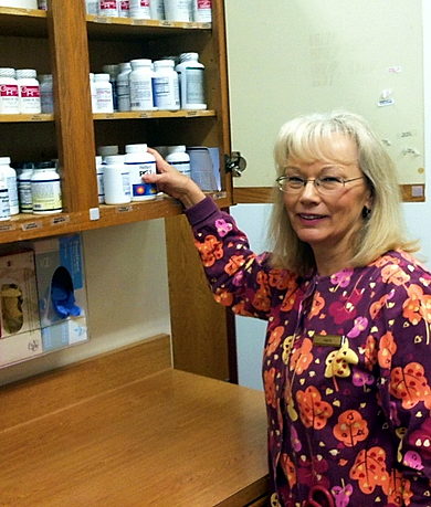 Vicki stocking supplements
