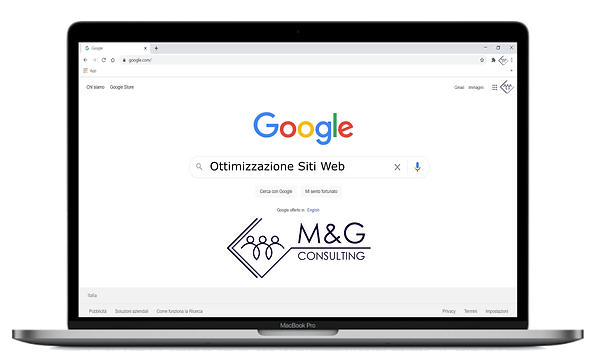 Ottimizzazione SEO Siti Web Motori di ricerca Studio M&G Consulting