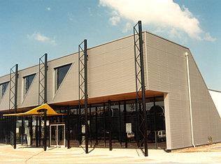 vfo-architects | Commercial building Ekkersrijt