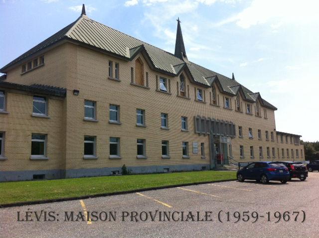 Archives des fr res maristes du canada for Maison provinciale