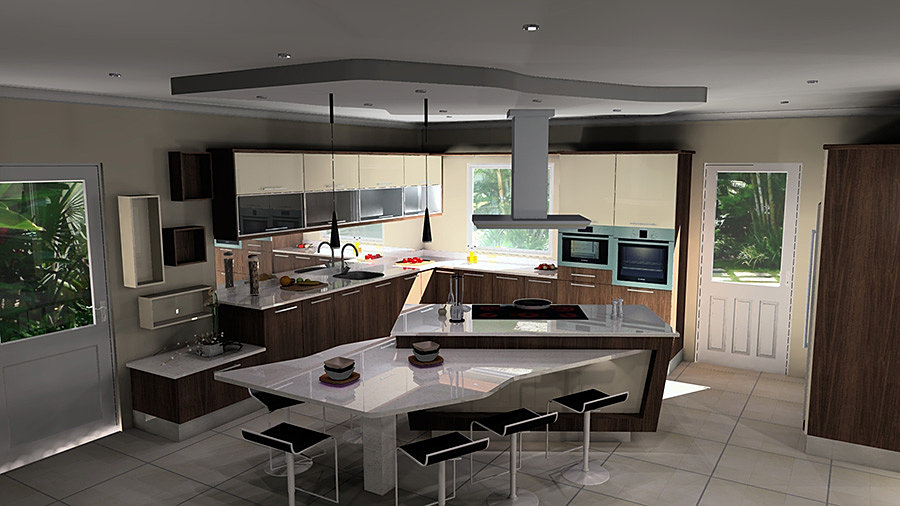 2020-Fusion, Kitchen and Bathroom Design Software, South ...
