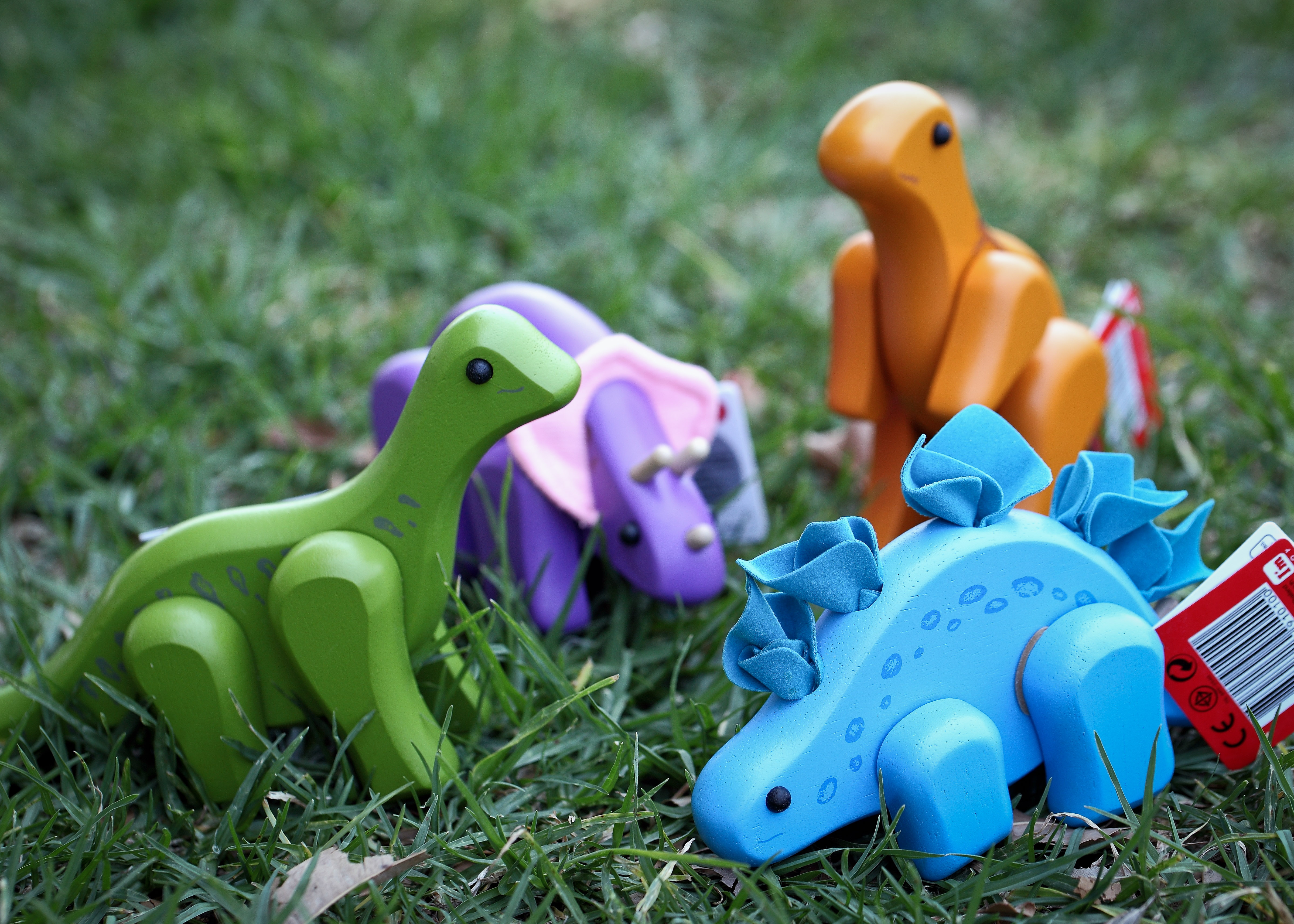 I'M TOY Baby Dinosaur Collection