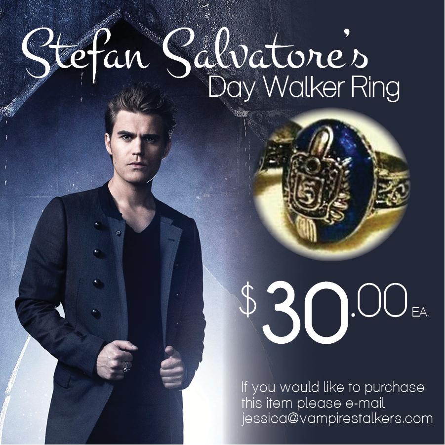Stefan Salvatore S Ring