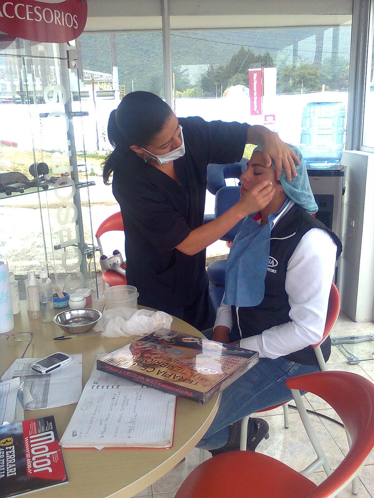 Spa facial: en qu consiste este tratamiento de limpieza