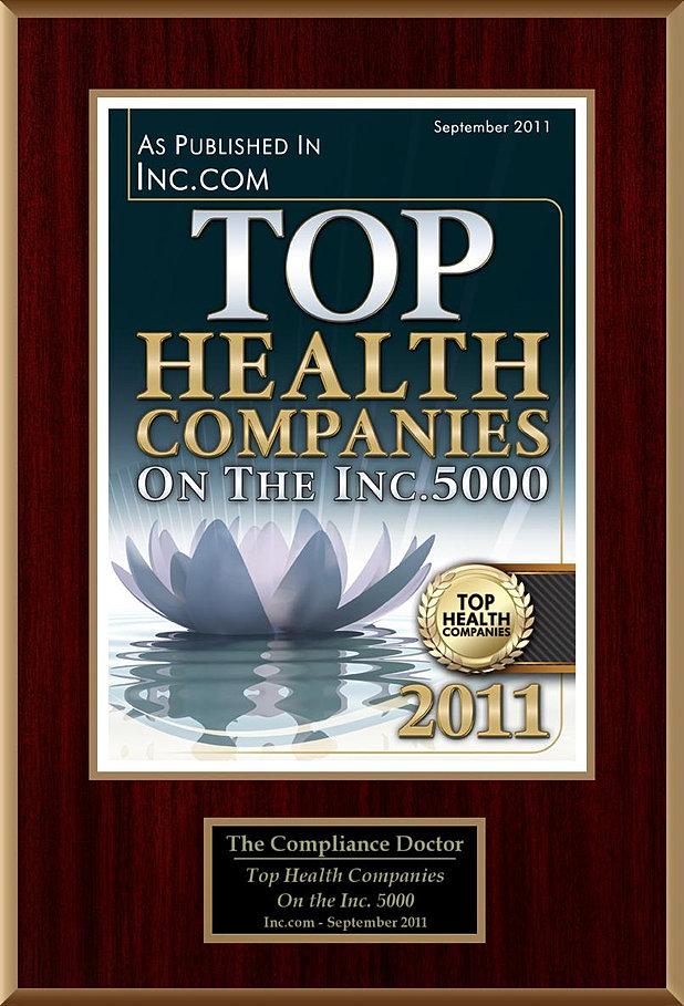 TCD+Top+Health+Companies