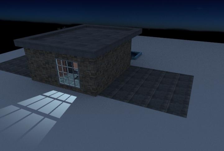Arq brenda gonz lez iluminaci n 3d max - Iluminacion de interiores ...