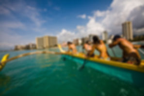 CANOEING IN OAHU