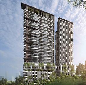 The hamilton kuala lumpur wangsa maju pro skyscrapercity - Moa architectuur ...