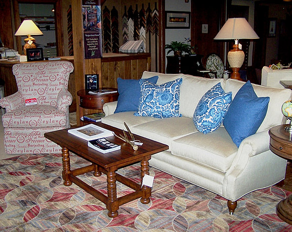 Clearance Sofa Chair Table Bob Timberlake