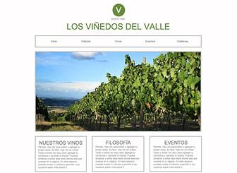 La vinería Template - Una plantilla web nítida y moderna que representará a tu viñedo, bodega o granja. Agrega texto y sube fotos para mostrar el proceso de cultivo, valores y productos. ¡Comienza a editar y haz que crezca tu presencia online!