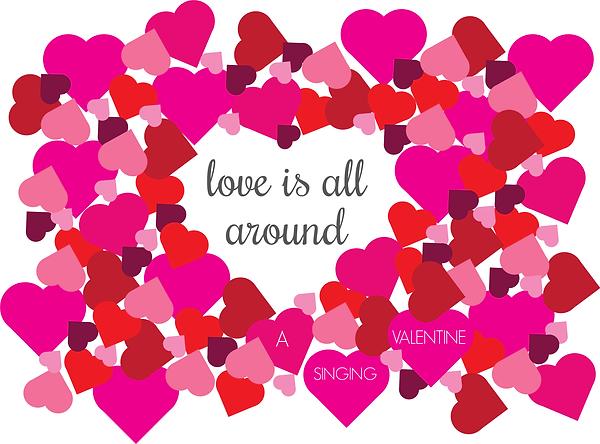 february 10 2018 - Singing Valentine