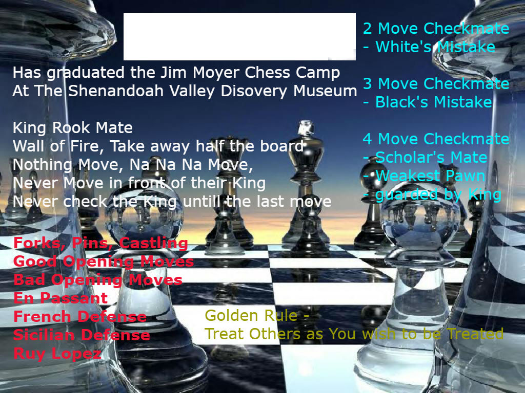 How to get checkmate in chess in 4 moves
