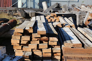Recycled timber in Wellington, Scaife Timber Wellington