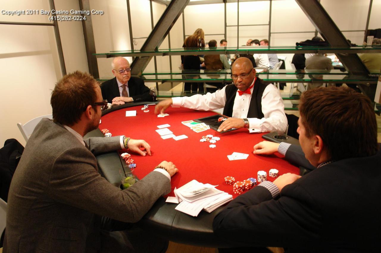 Jasper poker run