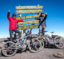 Mount Kilmanjaro, Foto: Adrian Rohnfelder
