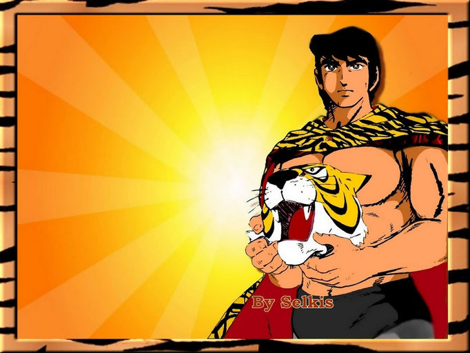 My anime world cartoni animati e tanto altro tigerman