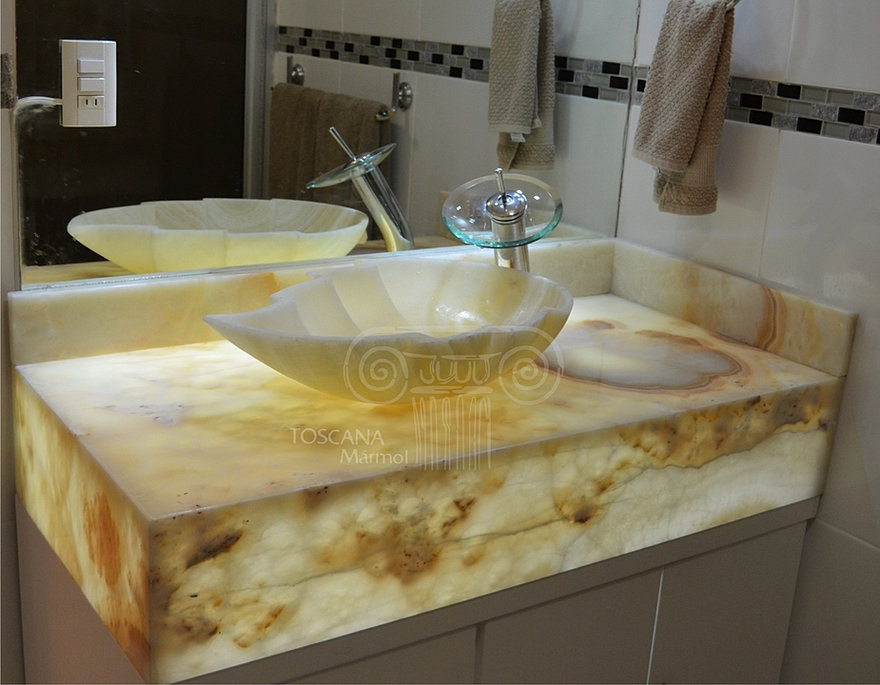 Toscana m rmol nix m rmol granito nuevo le n - Lavabos de marmol ...