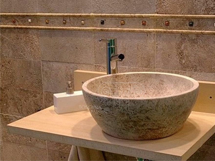 Toscana m rmol nix m rmol granito nuevo le n - Lavabos de marmol para bano ...
