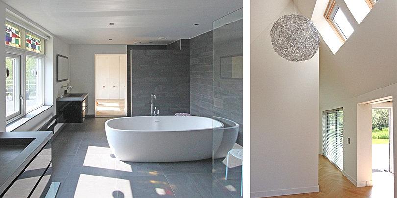Blackbox architecten amstelveen nieuwbouw verbouw ontwerp luxe badkamer architect - Outs badkamer m ...