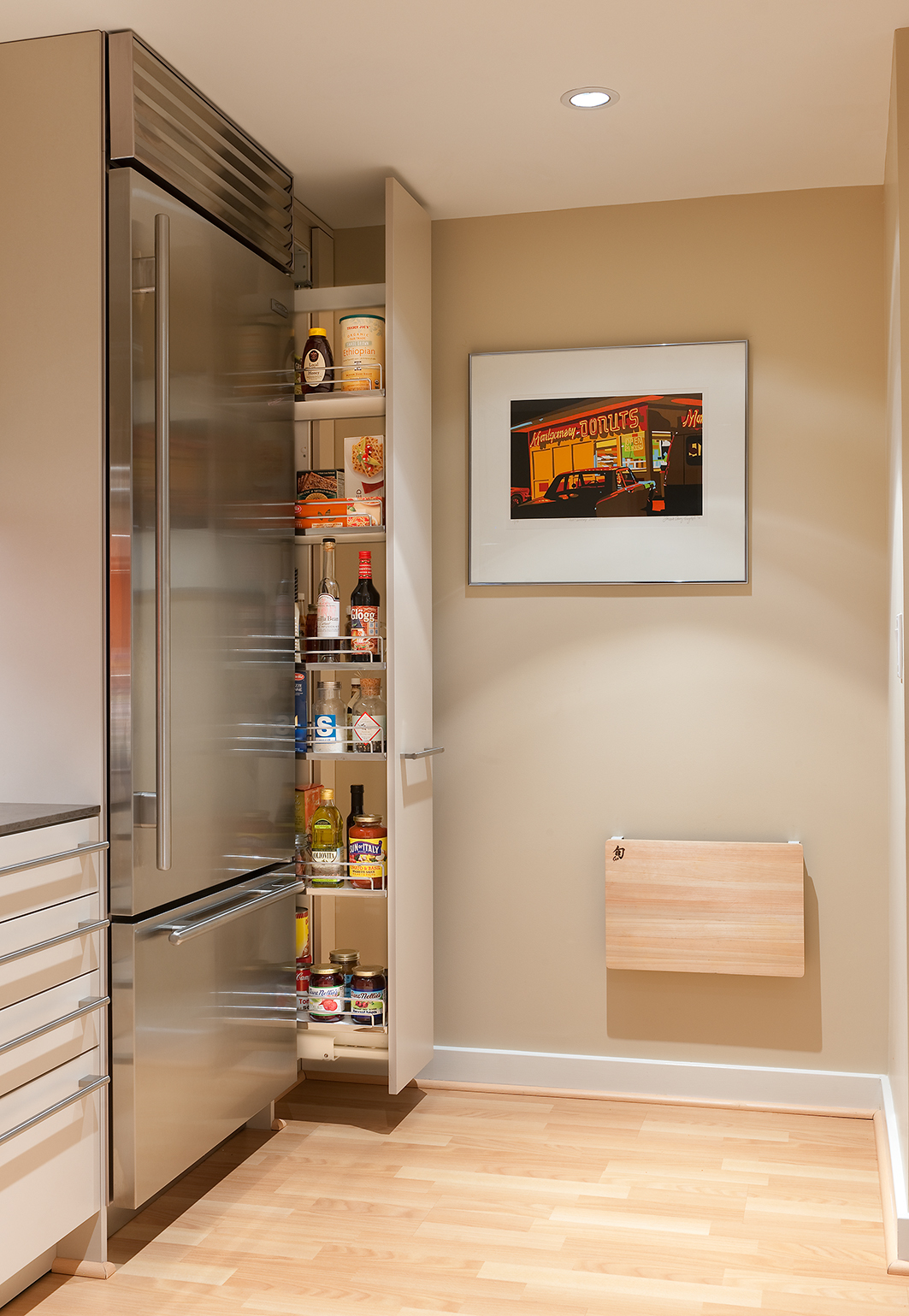 Small Kitchen Space Saving Space Saving Ideas For Small Kitchens Washington Dc Kitchen
