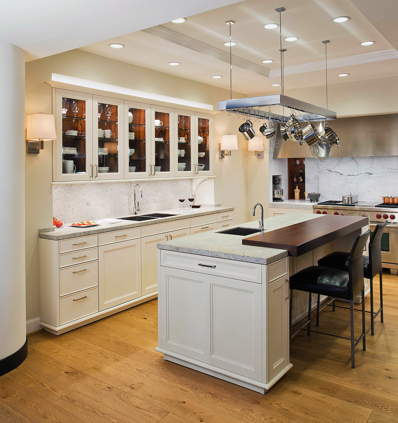 Lighting Your Kitchen With LEDs | Washington, DC Kitchen Designer | DC, MD,  VA | KONST SieMatic
