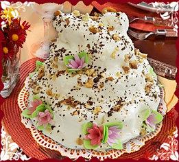 Свадебные торта пошаговые рецепты и фото